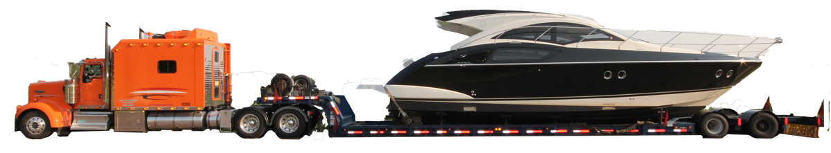 Yacht and Boat Transport