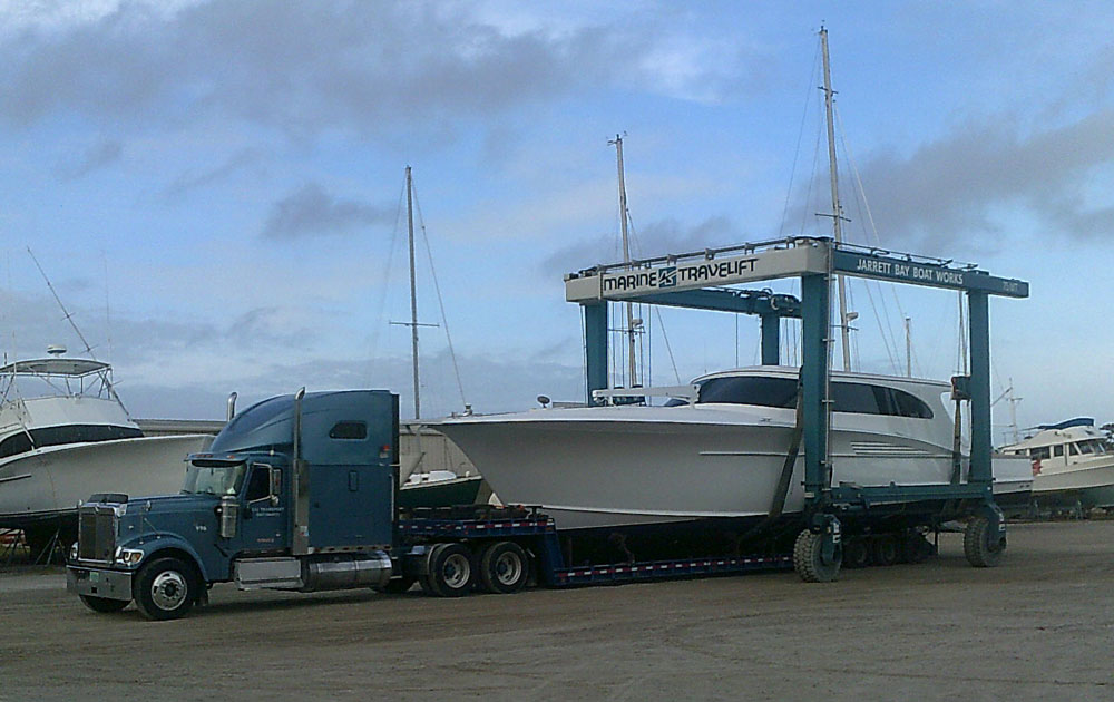 Yacht Transport Prices